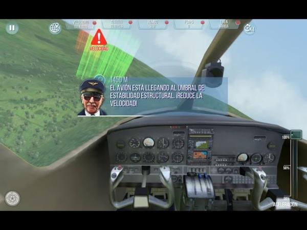Take Off The Flight Simulator MISION 4 GRABACION EN PUU KUKUI