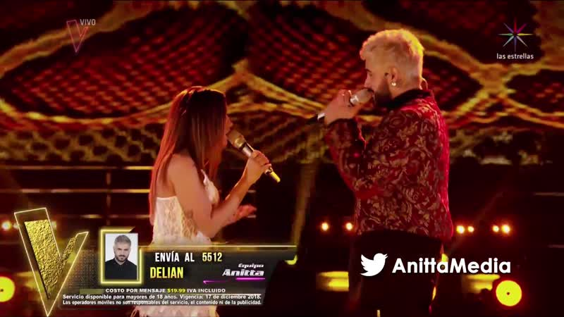 Anitta - La Voz... México (Episódio Final Completo e Full HD)