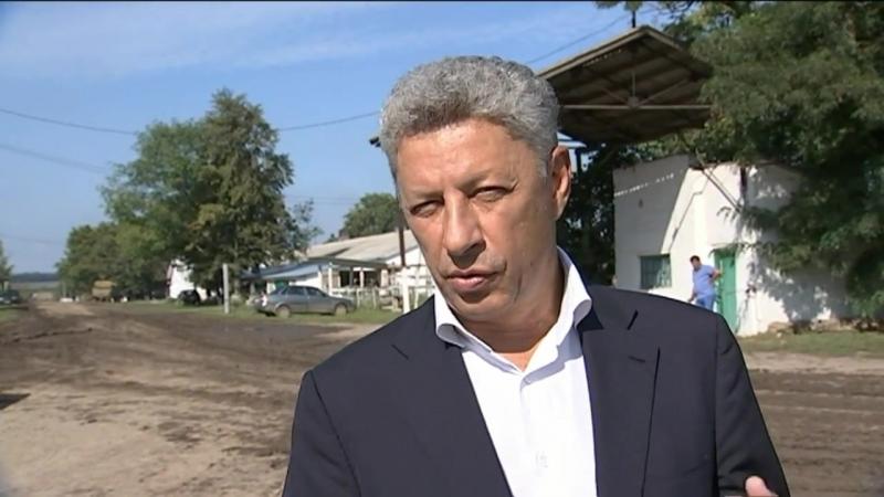 Юрий Бойко Развитием аграрного сектора должны заниматься фермеры а не ставленники политсил