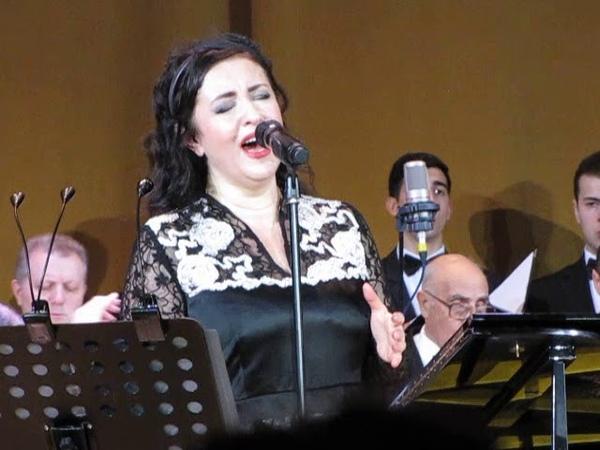 Тамара Гвердцители Herio Bichebo сольный концерт в Зале церковных соборов 09 11 2018 г