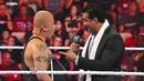 Raw Ricardo Rodriguez masquerades as Big Show