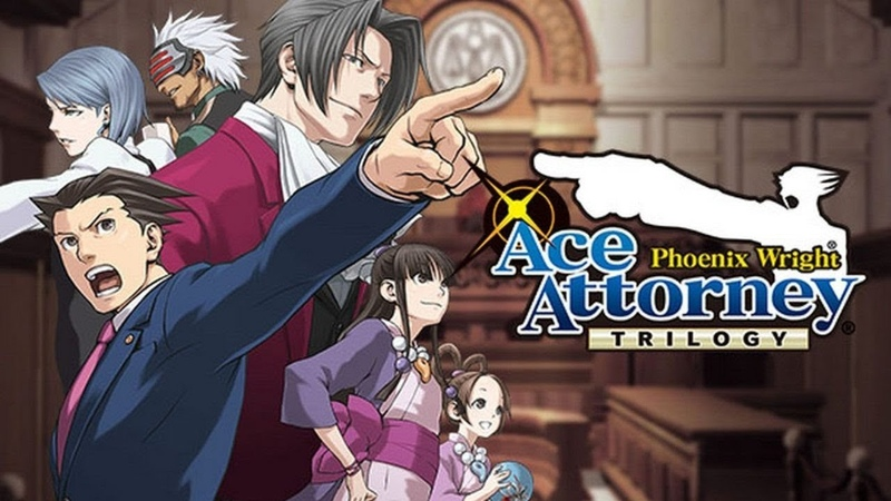 Phoenix Wright Ace Attorney Trilogy『逆転裁判123 成歩堂セレクション』First 95 Minutes on Nintendo Switch