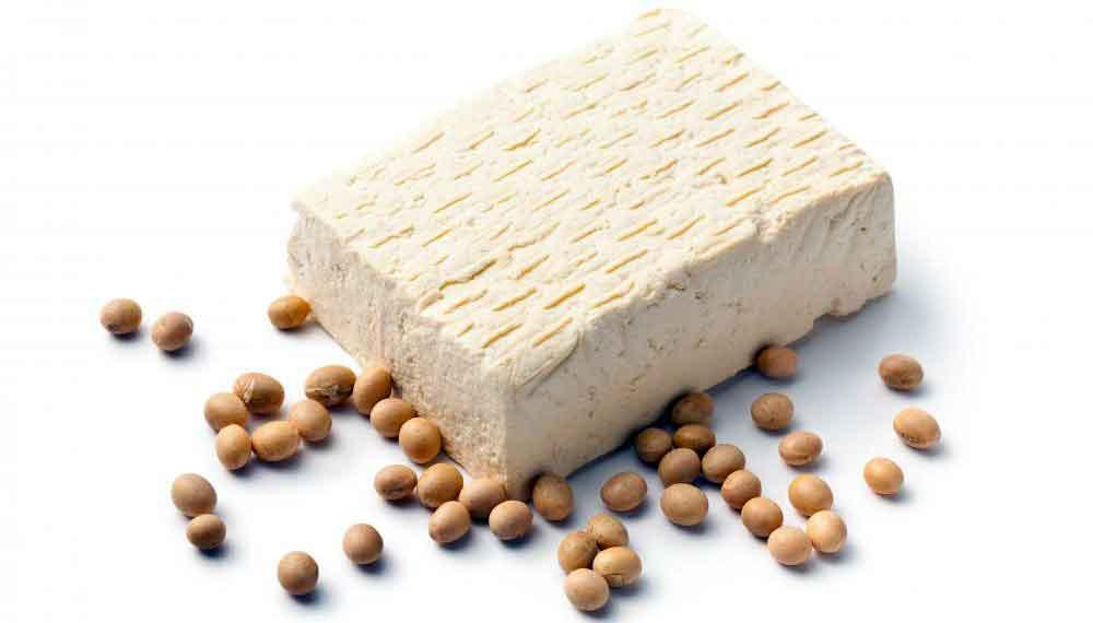 Тофу является отличным источником белка