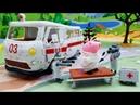 Видео про игрушки! Развивающие игрушечные мультики для самых маленьких детей