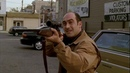 The Sopranos Клан Сопрано Арти узнал про поджог