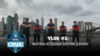 ESL One New York Vlog #2: