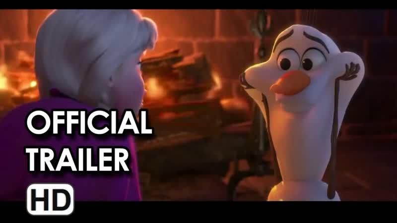 Мультфильм Холодное Сердце Русский трейлер HD 720p