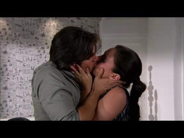 Corazón Indomable - Maria Alejandra besa a Octavio