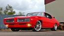 1968 Pontiac GTO Pro Touring Restomod - Full Restoration Project