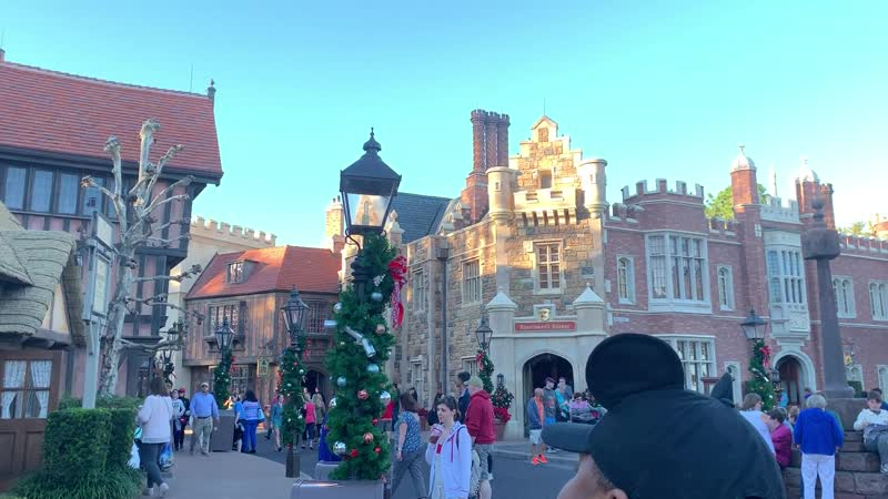 Epcot, The World Showcase – 5