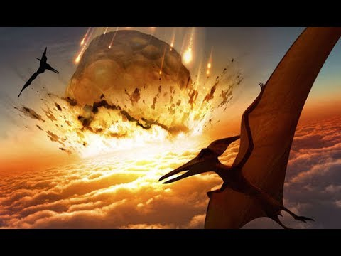 How Asteroids Really Killed The Dinosaurs Part 2 Last Day Of The Dinosaurs