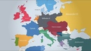 Государства Европы и их правители, начиная с 400 г. д.н.э.