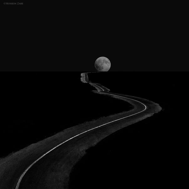 Light In The Darness... Фото: Hossein Zare