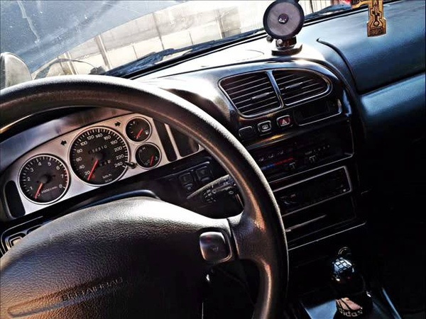 Mazda 323f tuning project Romania