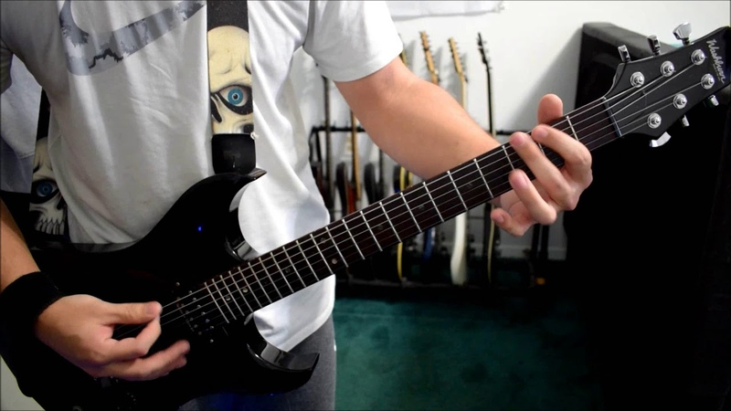 Disturbed - Decadence (Guitar Cover)