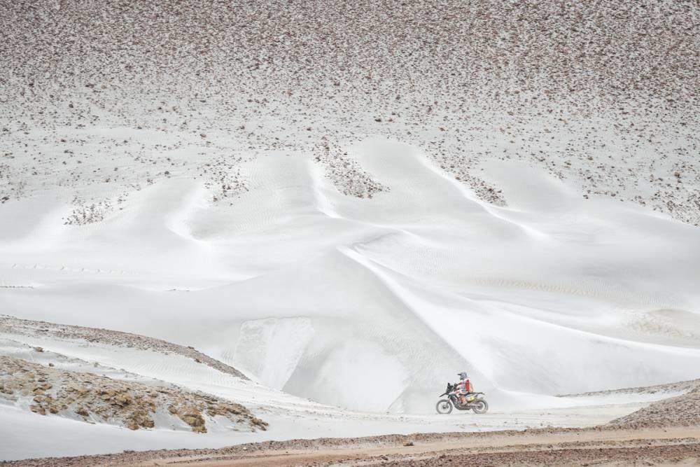 Ралли Дакар 2019, этап 4 (фото)