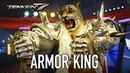 Tekken 7 - PS4/XB1/PC - Armor King (Season Pass 2 Character Trailer) VGTimes
