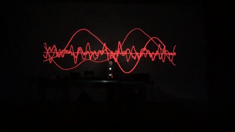 Fume - Solid Angle - live at Gaida festival, Contemporary Arts Centre, Vilnius
