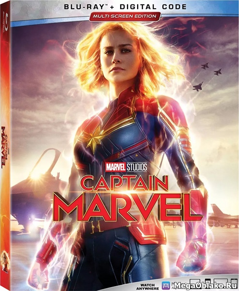 Капитан Марвел / Captain Marvel (2019/BDRip/HDRip/3D)