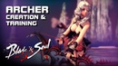 Blade Soul Archer Creation Training New Hair Styles PC F2P KR