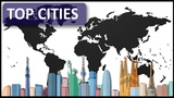 Top 20 Cities in The World (GDP PPP)
