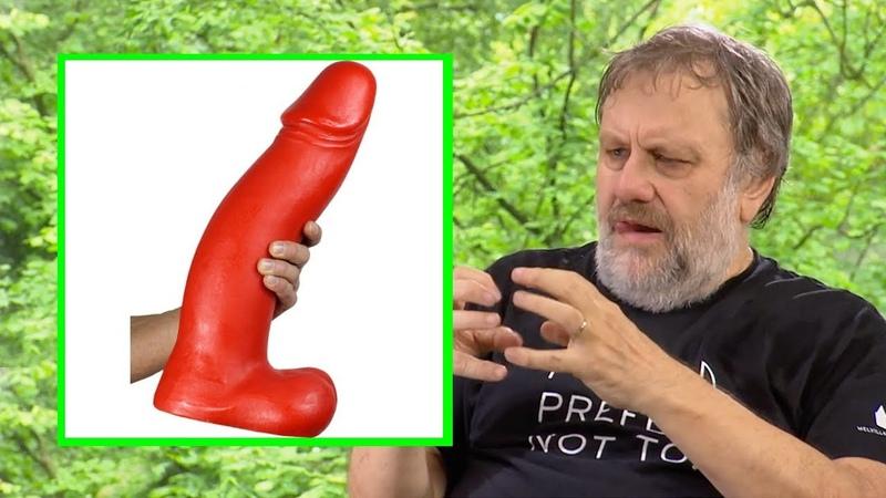 Slavoj Zizek — Sex without Love (Plastic Penis Vagina)