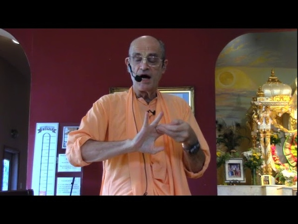 HH Bir Krishna Goswami Realizing our Empathic Nature Part 4 In Gita Nagari