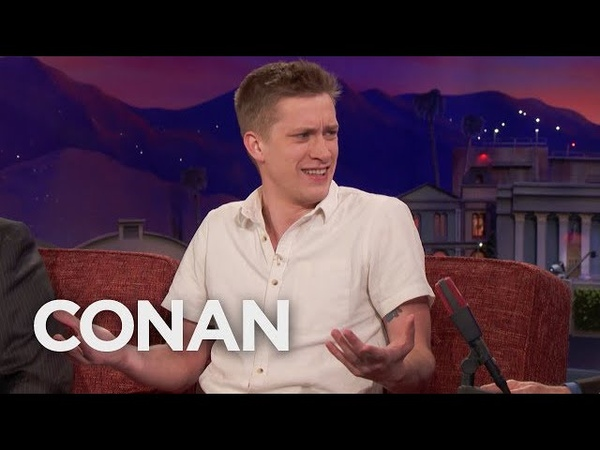 Daniel Sloss: Masculinity Is The Funniest Thing In The World - CONAN on TBS