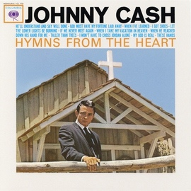 Johnny Cash альбом Hymns From The Heart