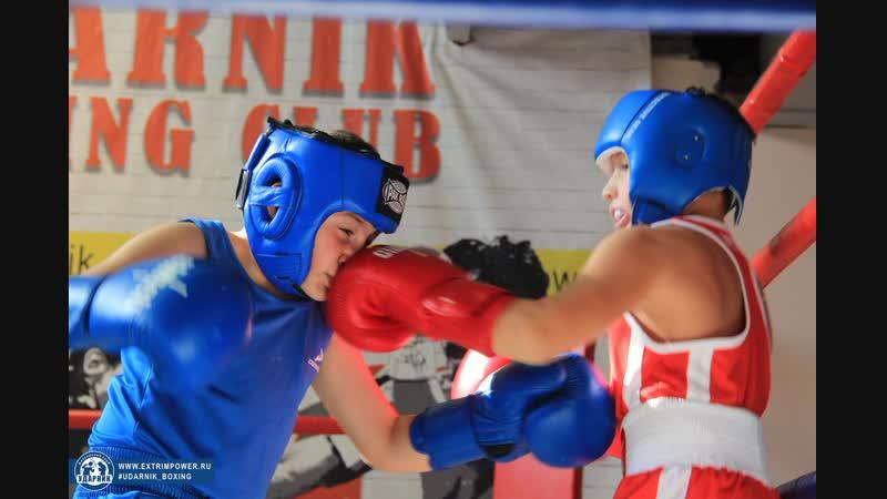 Боксерский клуб Ударник Школа бокса для детей