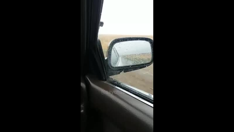 Найденный автомобиль на котором водитель в Нерчинске сбил насмерть женщину и скрылся