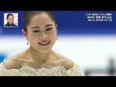 Satoko MIYAHARA Short Program 2019 Japan Figure Skating Championships