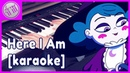 Star Vs The Forces Of Evil - Here I Am PIANO KARAOKE 【Covered By Spywi】