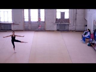 Алескандра Семенова - Виктория Текель / фрагмент 1 / Portugal (Ofenbach Remix)