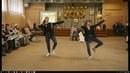 Танец школьниц на последнем звонке 2019