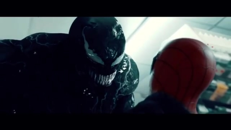 Venom Eats Spider-Man