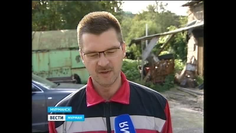 26 08 2016 ГТРК Мурман Самусев ВакцЛошадей