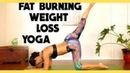 Weight loss fat burning yoga - Yoga for weight loss | Core strengthening fat burning yoga workout