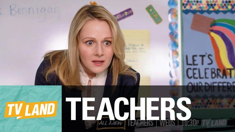 Teachable Moments | Ms. Bennigan Takes on Science | Teachers on TV Land