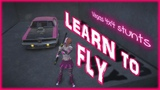 APB Reloaded - Learn to Fly - Vegas 4x4 stunts