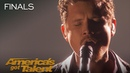 Michael Ketterer: Father Sings Emotional Ain't No Mountain High Enough - America's Got Talent 2018