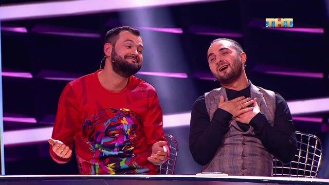 Где логика? Comedy Club VS Телезрители, 4 сезон, 13 выпуск (28.05.2018)
