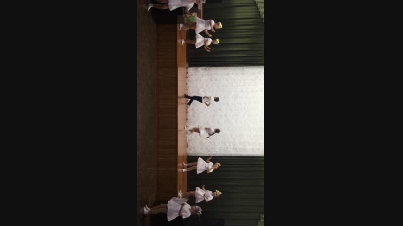 Хореографический коллектив МБОУДОЦДТ ст. Отрадной, ст. Отрадная, Отрадненского района Краснодарского края, Куратор Кольцина Любо