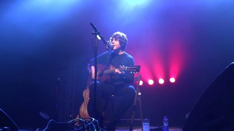 Jake Bugg Indigo Blue Arenberg Antwerp Belgium 28 Oct 2017