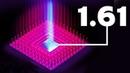 1 618034 - Самое ВАЖНОЕ число во вселенной?