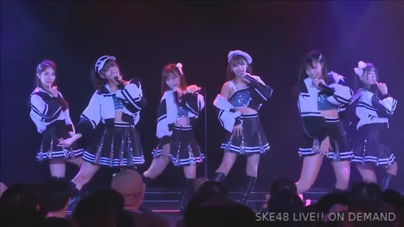 SKE48 Team KII 6th Stage Saishuu Bell ga Naru (День рождения Такеучи Саки 2018.12.05)