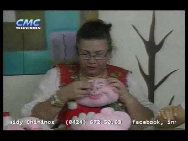 Esculturas de muñecos Caritas soft nariz vídeo 3