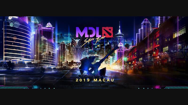 NewBee vs Virtus.Pro, MDL Macau 2019, Playoff