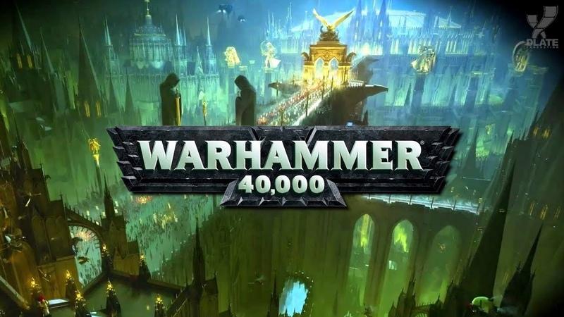 История Warhammer 40k Тёмная Эра Технологий, падение Эльдар и Долгая Ночь. Глава 1