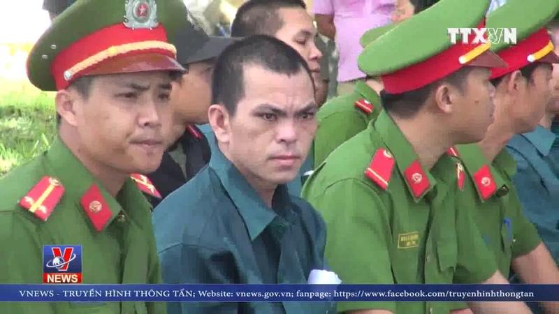 Xét xử 15 bị cáo trong vụ gây rối trật tự công cộng tại Bắc Bình, Bình Thuận